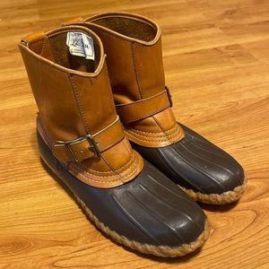 L.L. Bean duck boots